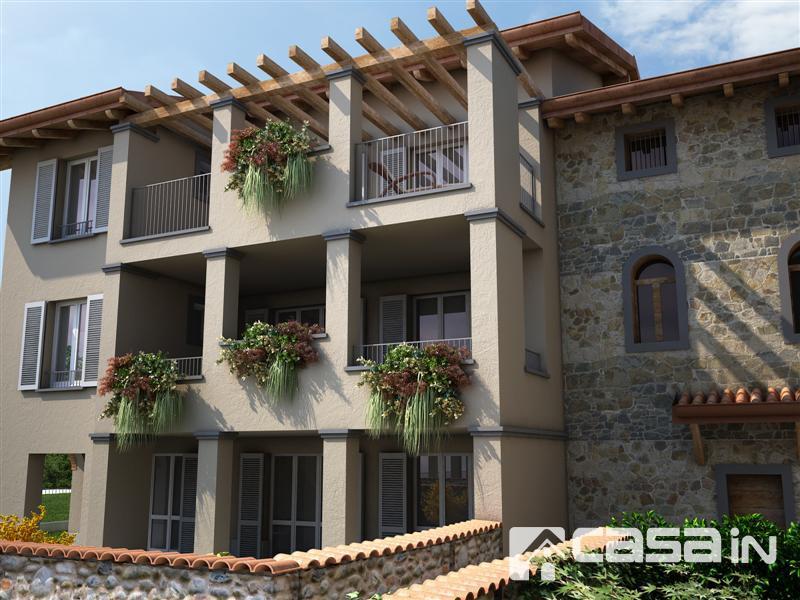 Appartamento in vendita a Vaprio d'Adda, 4 locali, Trattative riservate | CambioCasa.it