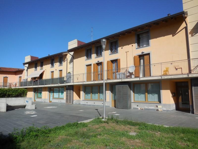 Appartamento in vendita a Capriate San Gervasio, 2 locali, prezzo € 78.000 | Cambio Casa.it