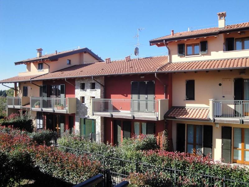 Bilocale Capriate San Gervasio Via Colombo 1
