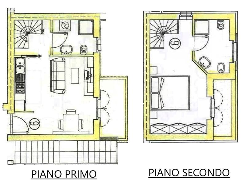 Vendita  bilocale Capriate San Gervasio Via Colombo 1 890412