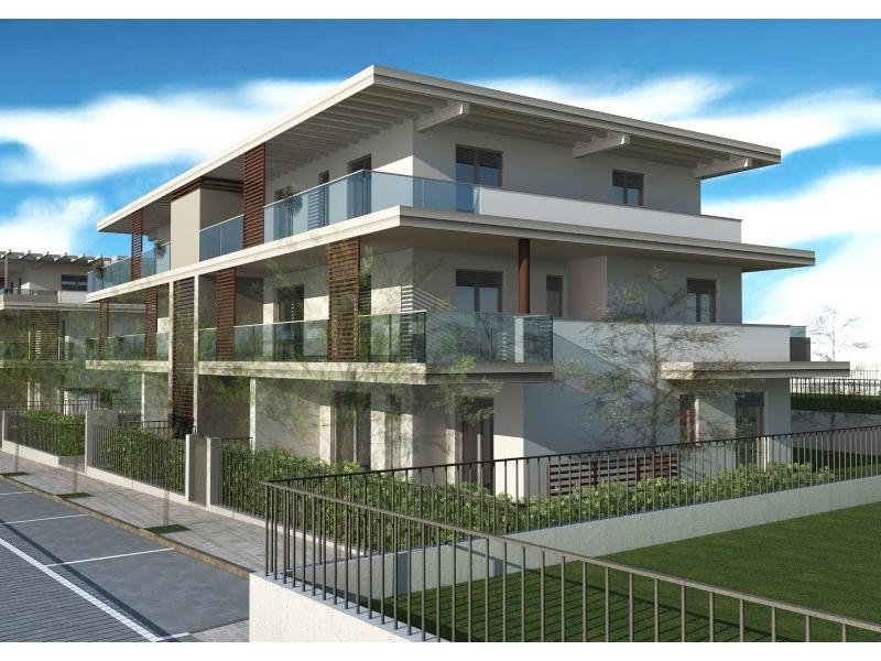 Appartamento in vendita a Brembate, 4 locali, prezzo € 235.000 | Cambio Casa.it