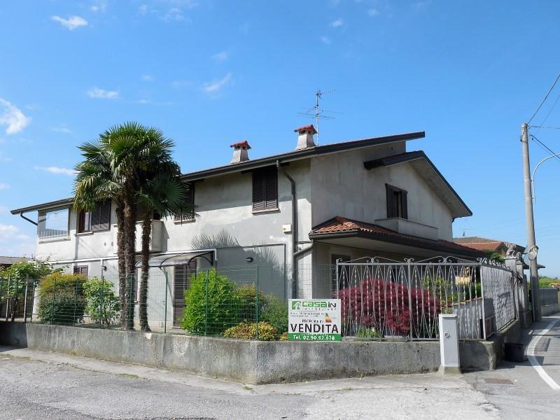 Soluzione Semindipendente in vendita a Brembate, 6 locali, prezzo € 250.000 | Cambio Casa.it