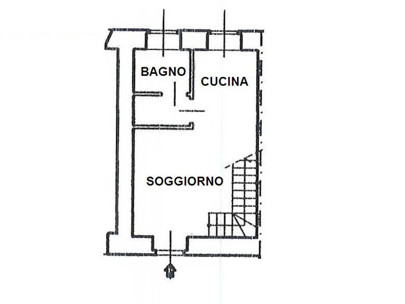 Vendita  bilocale Vaprio d Adda Via Alessandro Manzoni 1 1013655