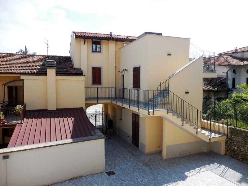 Bilocale Medolago Piazza Marcoli 4