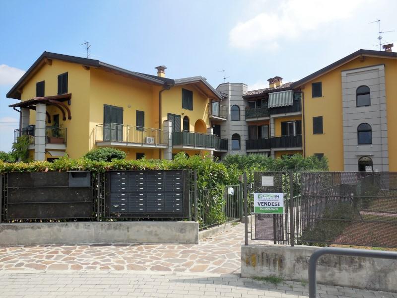 Appartamento in vendita a Brembate, 2 locali, prezzo € 90.000 | Cambio Casa.it