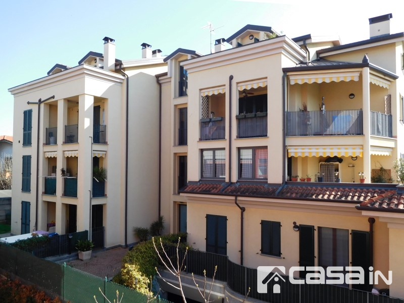 Appartamento in vendita a Vaprio d'Adda, 2 locali, prezzo € 93.000 | CambioCasa.it