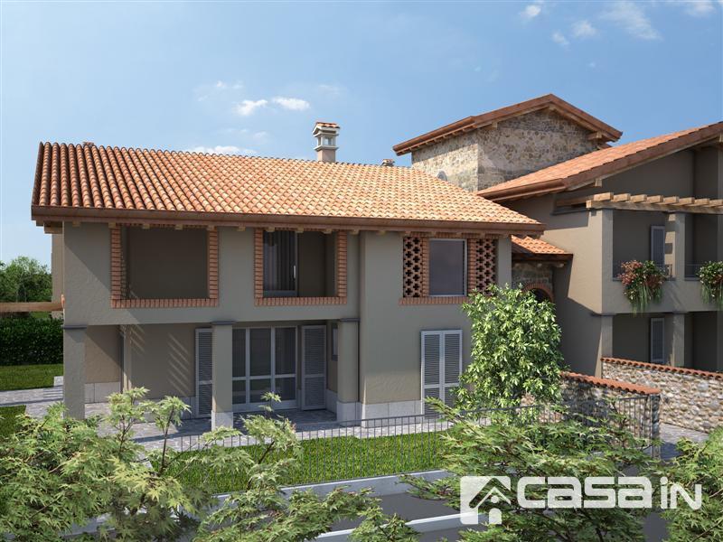 Villa in vendita a Vaprio d'Adda, 5 locali, prezzo € 310.000 | CambioCasa.it