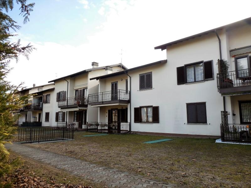 Appartamento in vendita a Capriate San Gervasio, 3 locali, zona Località: CAPRIATE SAN GERVASIO, prezzo € 157.000 | Cambio Casa.it
