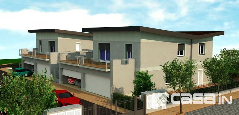 Soluzione Indipendente in vendita a Vaprio d'Adda, 4 locali, prezzo € 260.000 | Cambio Casa.it