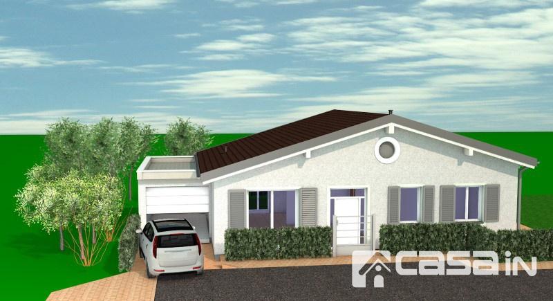 Villa in vendita a Vaprio d'Adda, 4 locali, prezzo € 270.000 | CambioCasa.it