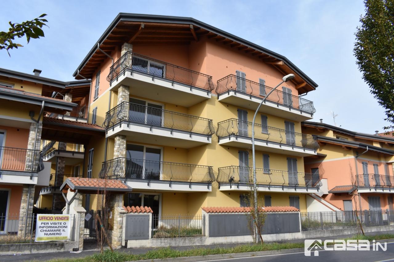 Appartamento in vendita a Ciserano, 2 locali, prezzo € 100.000 | CambioCasa.it