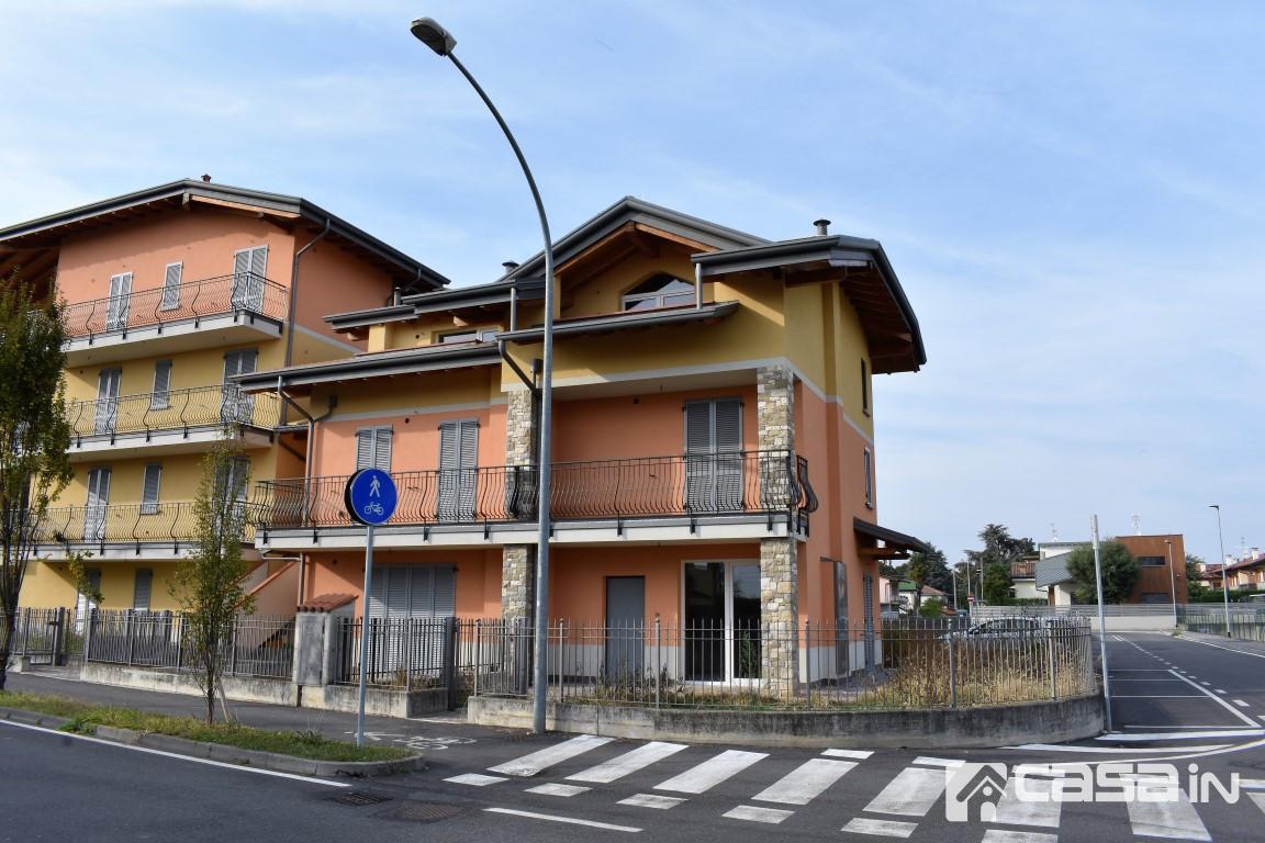 Soluzione Indipendente in vendita a Ciserano, 3 locali, prezzo € 155.000 | CambioCasa.it