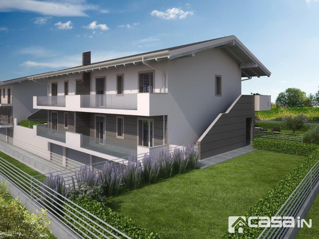 Appartamento in vendita a Boltiere, 3 locali, prezzo € 220.000 | CambioCasa.it