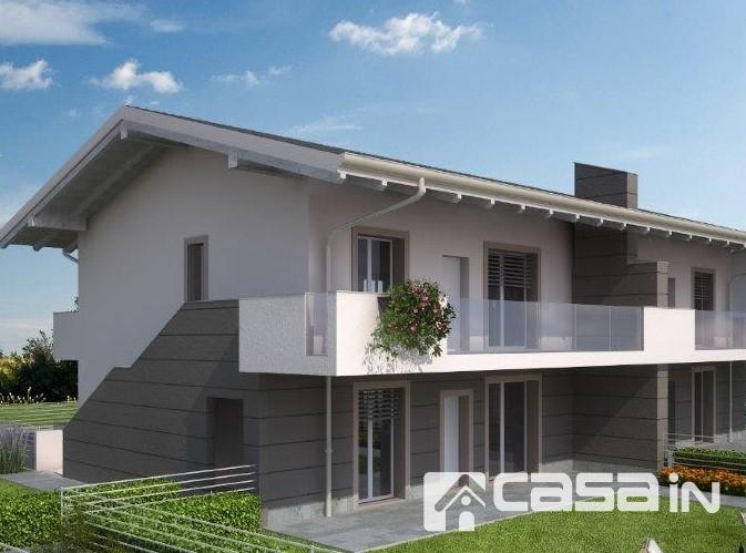 Appartamento in vendita a Boltiere, 3 locali, prezzo € 240.000 | CambioCasa.it