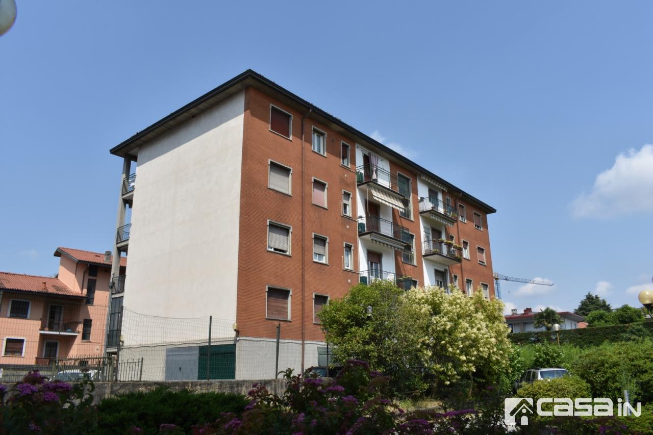 Appartamento in vendita a Capriate San Gervasio, 3 locali, prezzo € 100.000 | CambioCasa.it