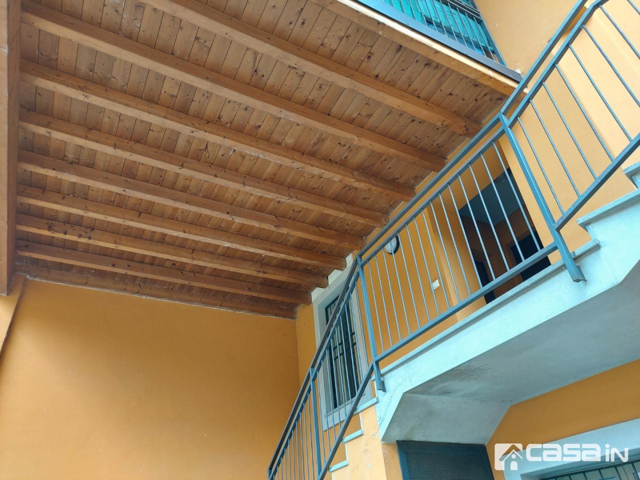 Appartamento in vendita a Capriate San Gervasio, 2 locali, prezzo € 58.000 | CambioCasa.it