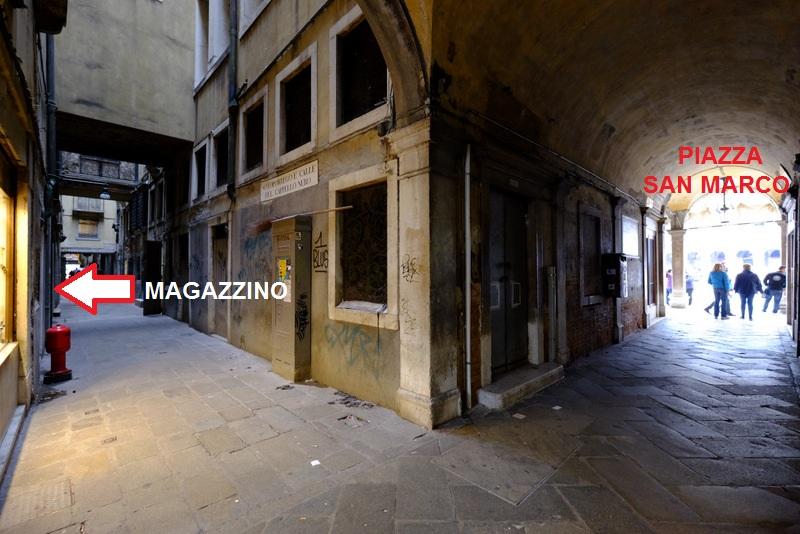 Magazzino in affitto a Venezia, 1 locali, Trattative riservate | CambioCasa.it