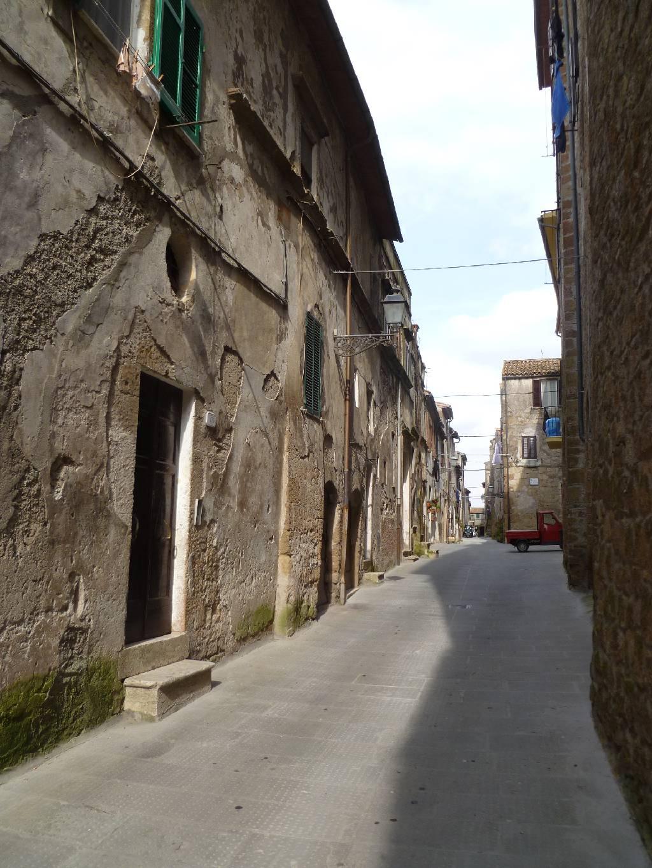 Soluzione Indipendente in Vendita a Pitigliano