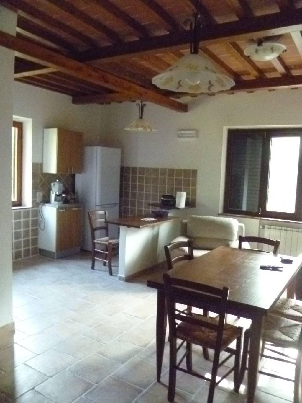 Villa singola CASTIGLIONE D'ORCIA AFF 519