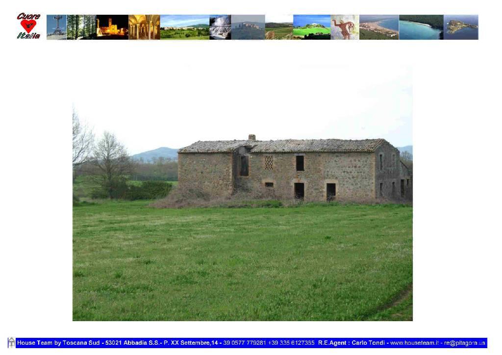 Rustico/Casale/Corte ACQUAPENDENTE VRC 1369_1