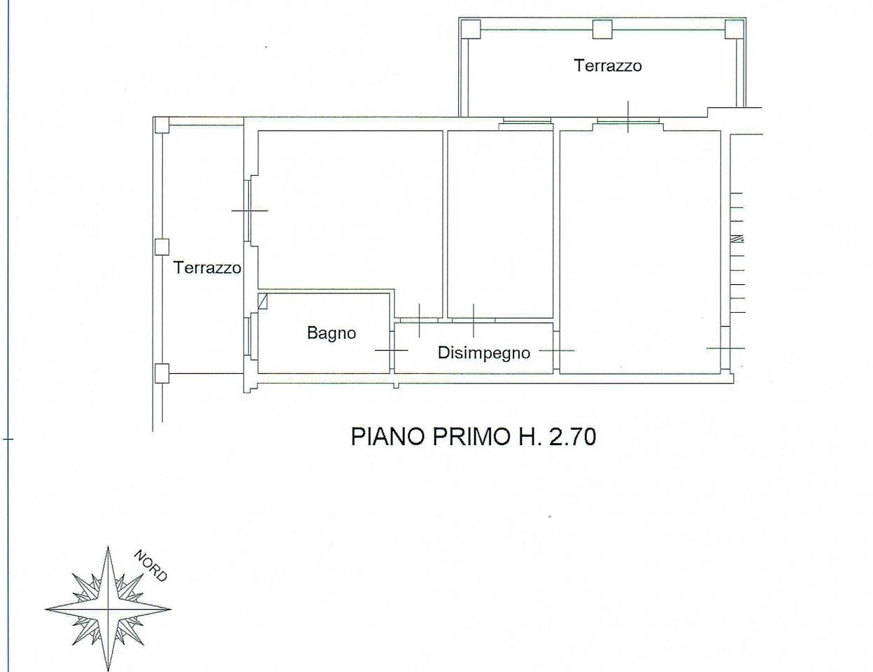 Appartamento in affitto a Capolona, 3 locali, prezzo € 450 | CambioCasa.it