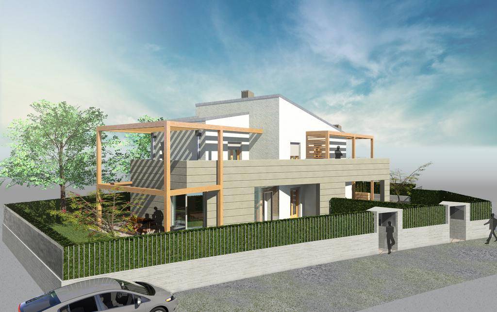 Villa in vendita a Lallio, 5 locali, prezzo € 480.000 | Cambio Casa.it