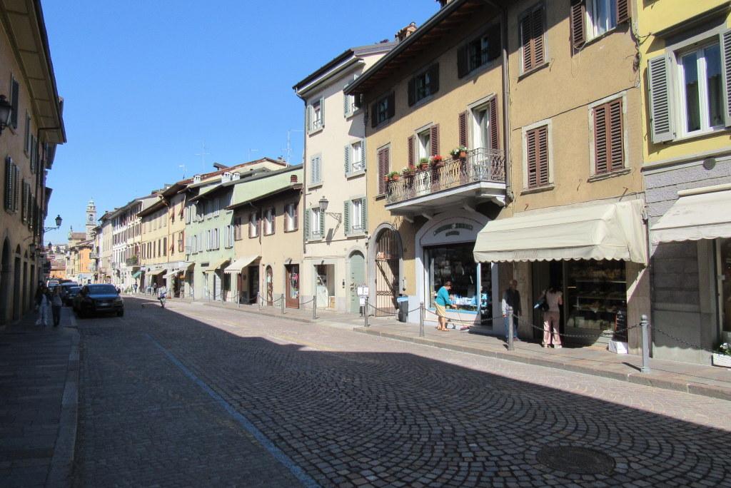 Appartamento in affitto a Bergamo, 2 locali, zona Località: B.GO S. CATERINA ZONA SUARDI, Trattative riservate   Cambio Casa.it