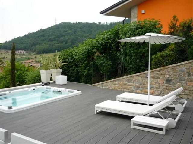 Villa in vendita a San Paolo d'Argon, 6 locali, prezzo € 780.000   Cambio Casa.it