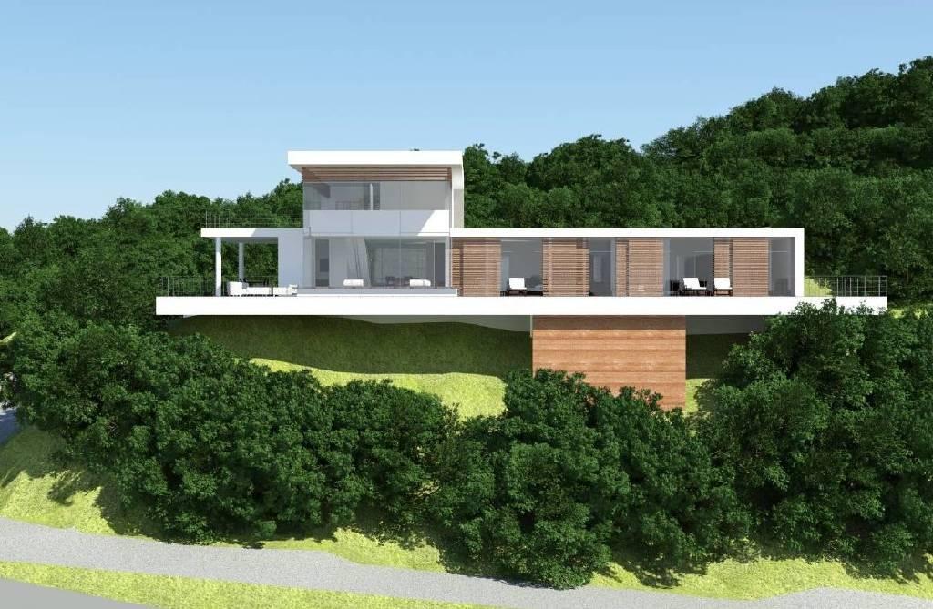 Villa in vendita a Sotto il Monte Giovanni XXIII, 7 locali, Trattative riservate | Cambio Casa.it
