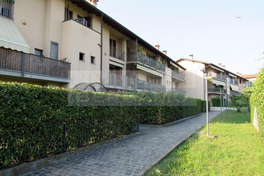 Appartamento in vendita a Chiuduno, 4 locali, prezzo € 176.000 | PortaleAgenzieImmobiliari.it
