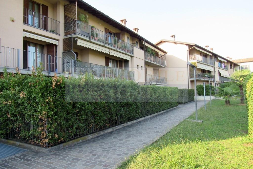Appartamento trilocale in vendita a Grumello del Monte (BG)