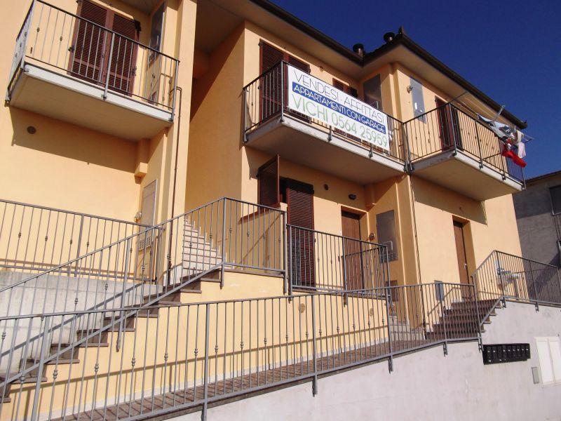 Bilocale Roccastrada Via Nazionale 1
