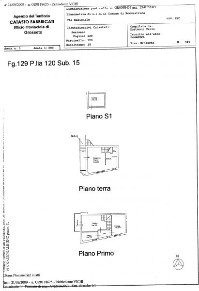 Affitto  Appartamenti Alta maremma