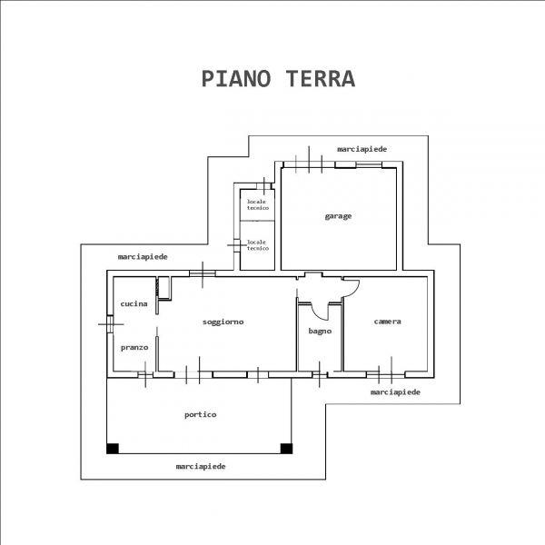 Vendita  bilocale Castiglione della Pescaia Via Del Poggetto 1 890623