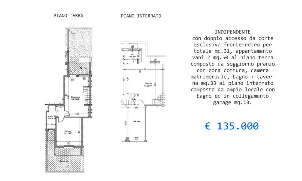 Vendita  bilocale Grosseto Strada Provinciale 153 Di Batignano 1 890618