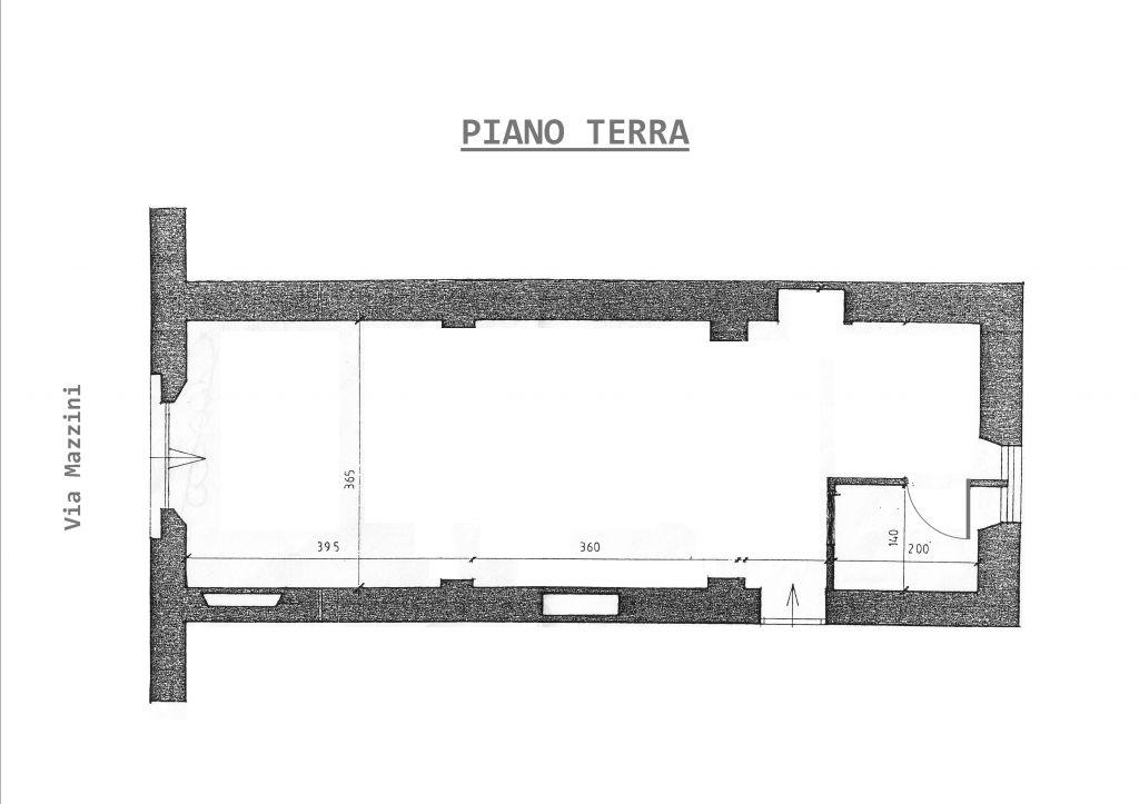 Vendita  bilocale Grosseto Via Mazzini 1 890624