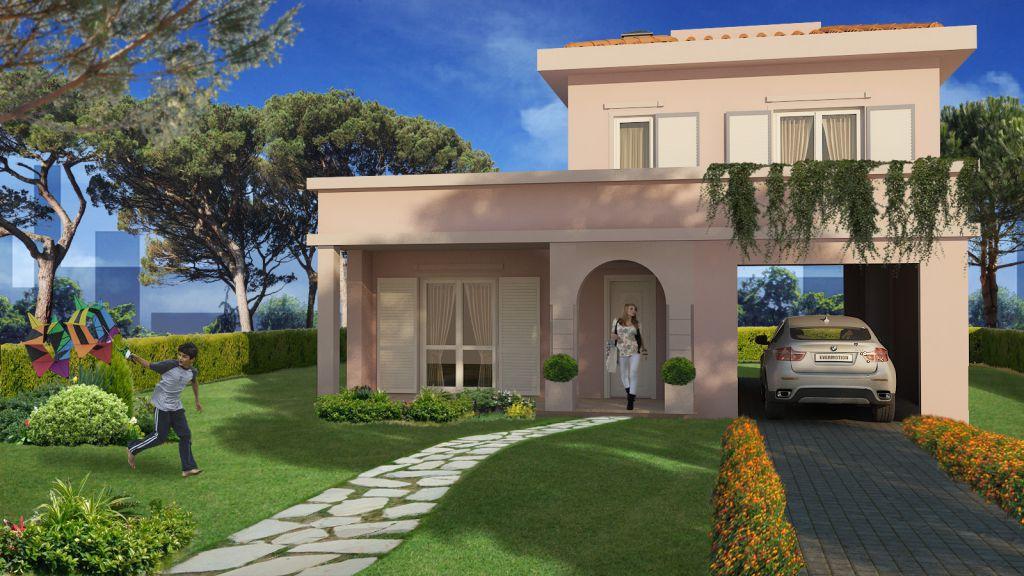 Villa - Casa a Grosseto (Grosseto) in Vendita