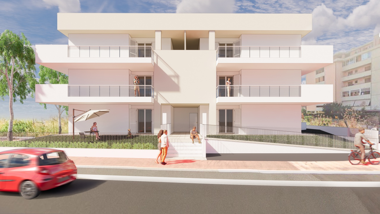 Appartamento in vendita a Grosseto, 3 locali, prezzo € 165.000 | PortaleAgenzieImmobiliari.it