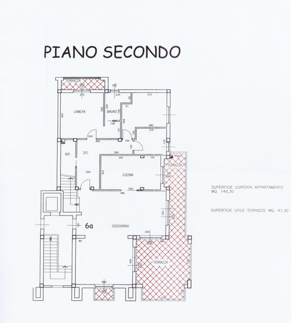 planimetria n.6