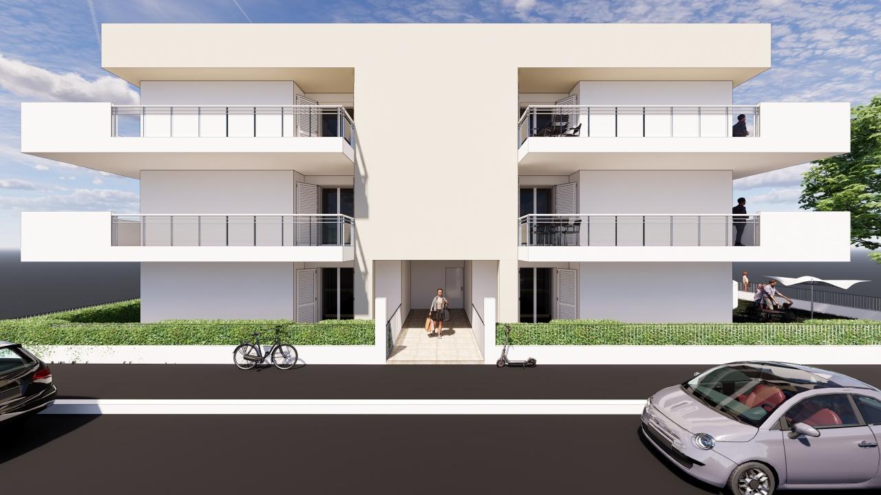Appartamento in vendita a Grosseto, 4 locali, prezzo € 190.000 | PortaleAgenzieImmobiliari.it