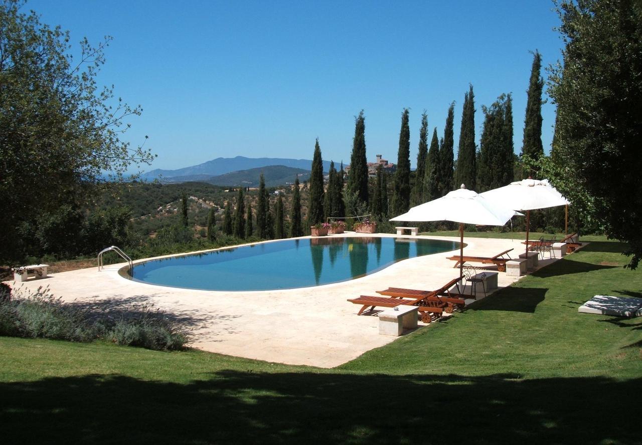 Villa in affitto a Capalbio, 9 locali, zona Località: GENERICA, Trattative riservate | Cambio Casa.it