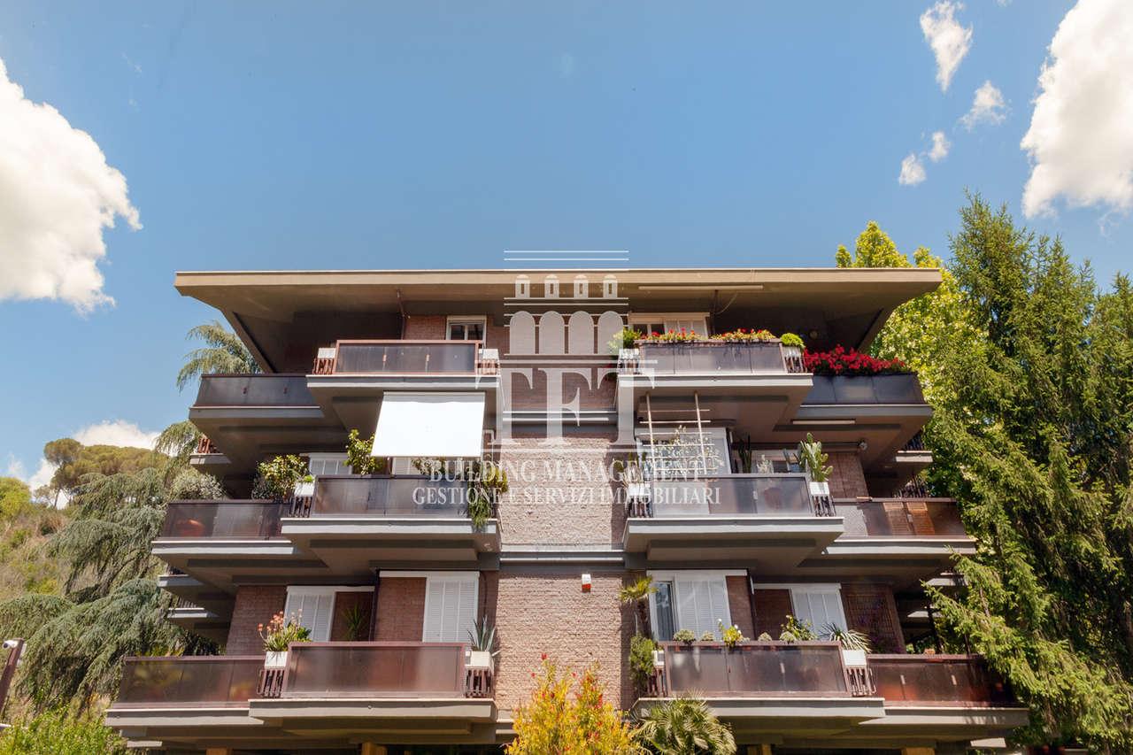 Appartamento in affitto a Roma (RM)