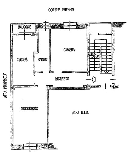 Appartamento in vendita Rif. 10144727