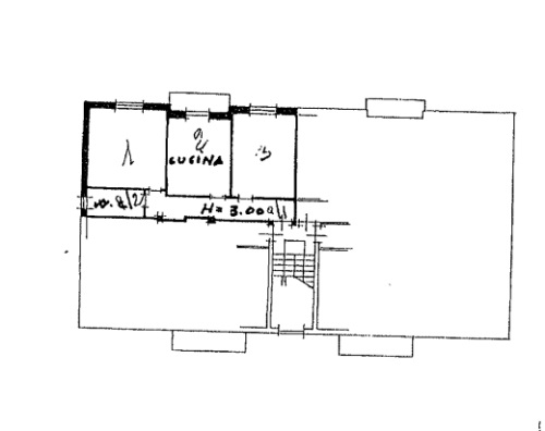Appartamento in vendita Rif. 10552847
