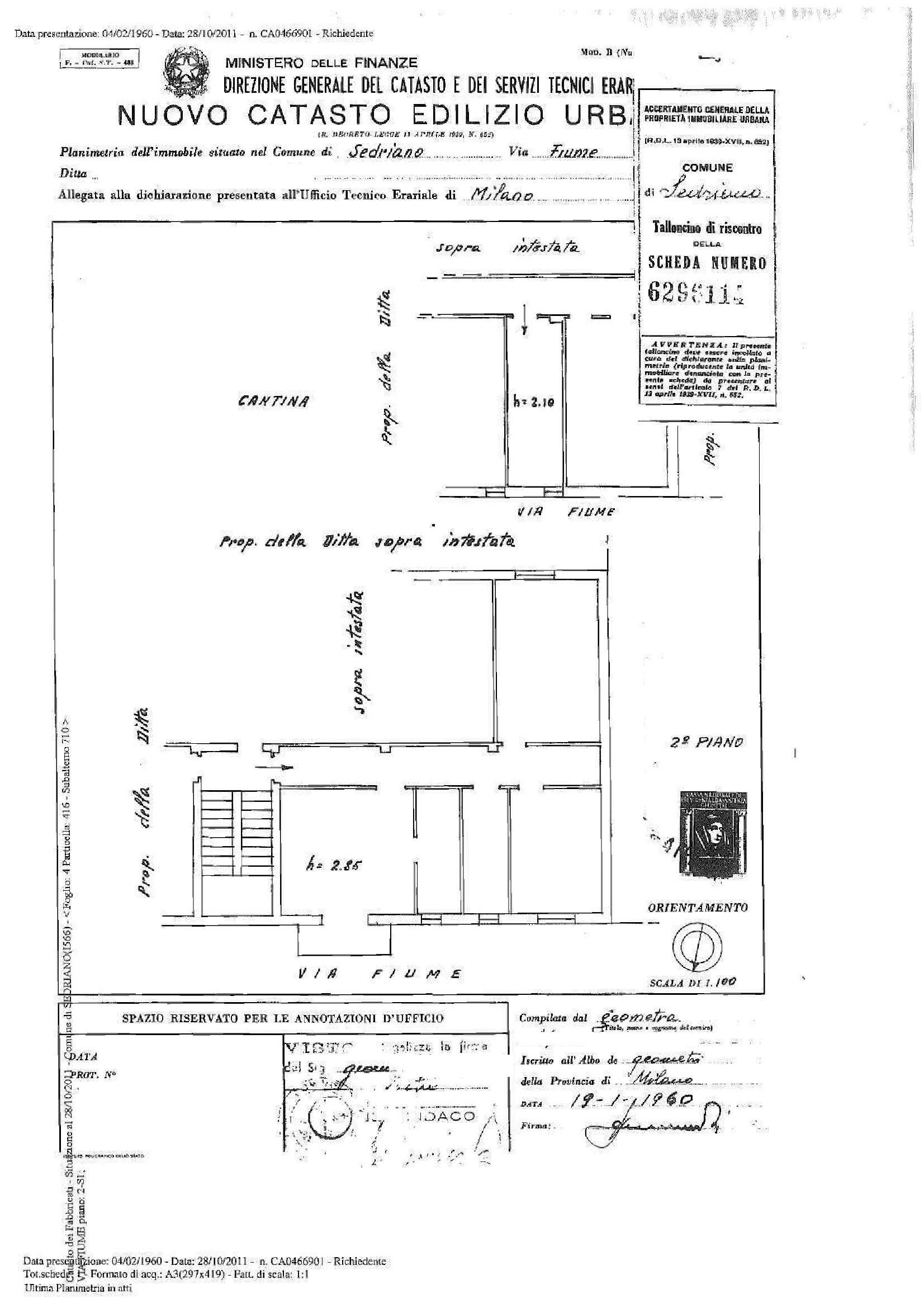 Appartamento in vendita Rif. 10871341