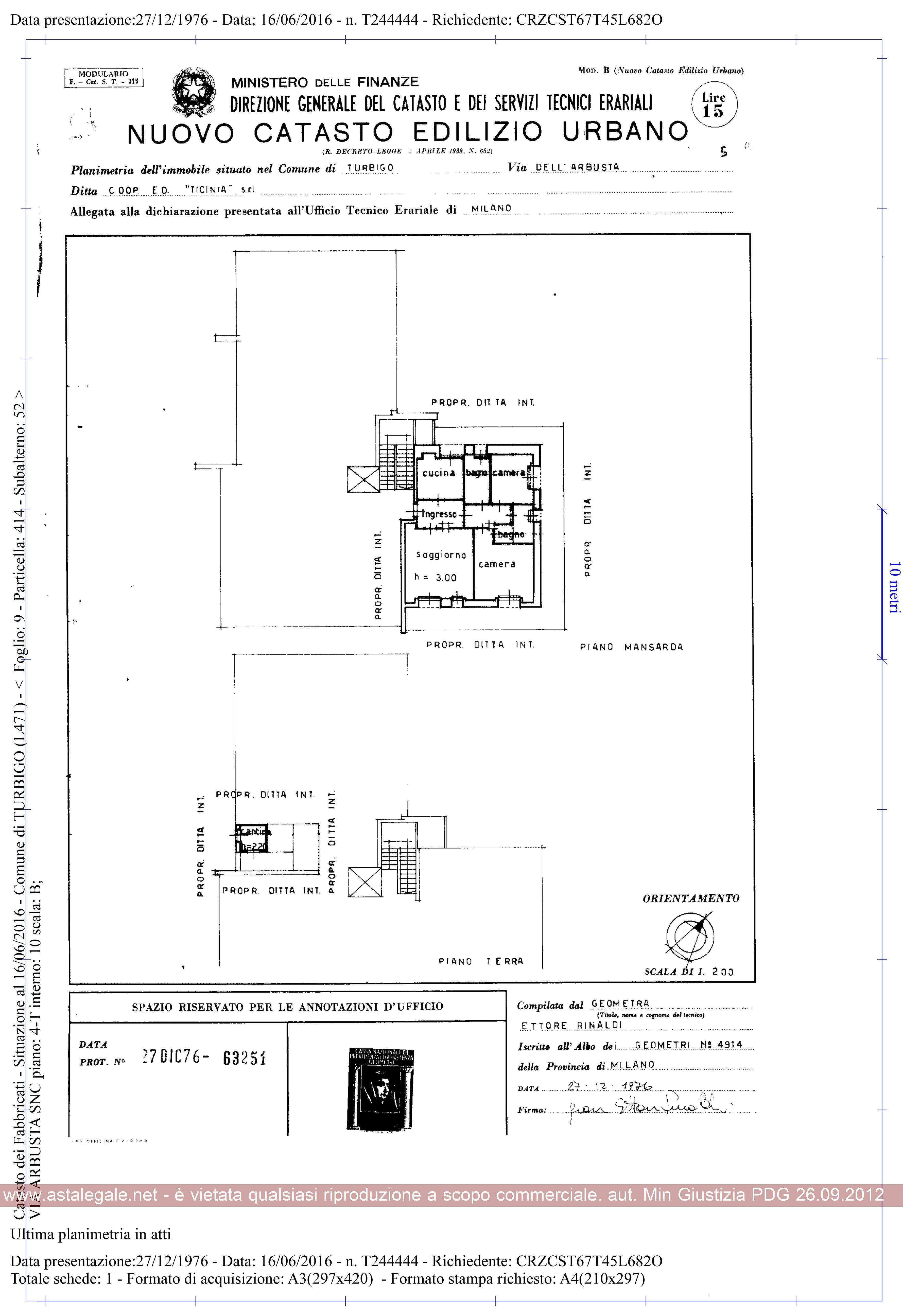 Appartamento in vendita Rif. 7626886