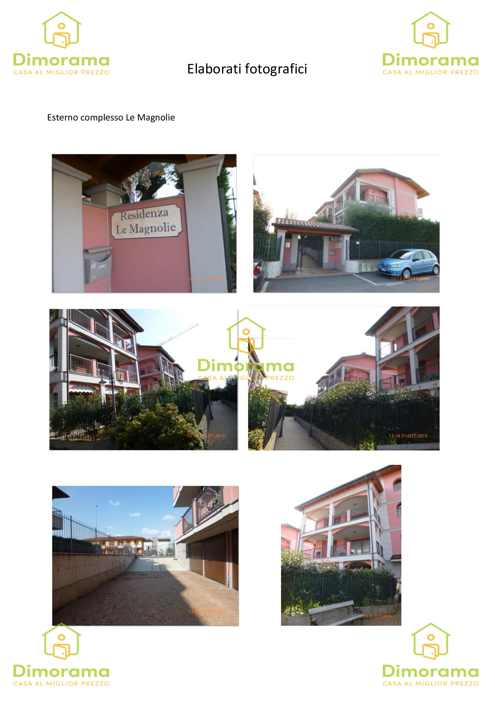 Appartamento in vendita Rif. 11254442