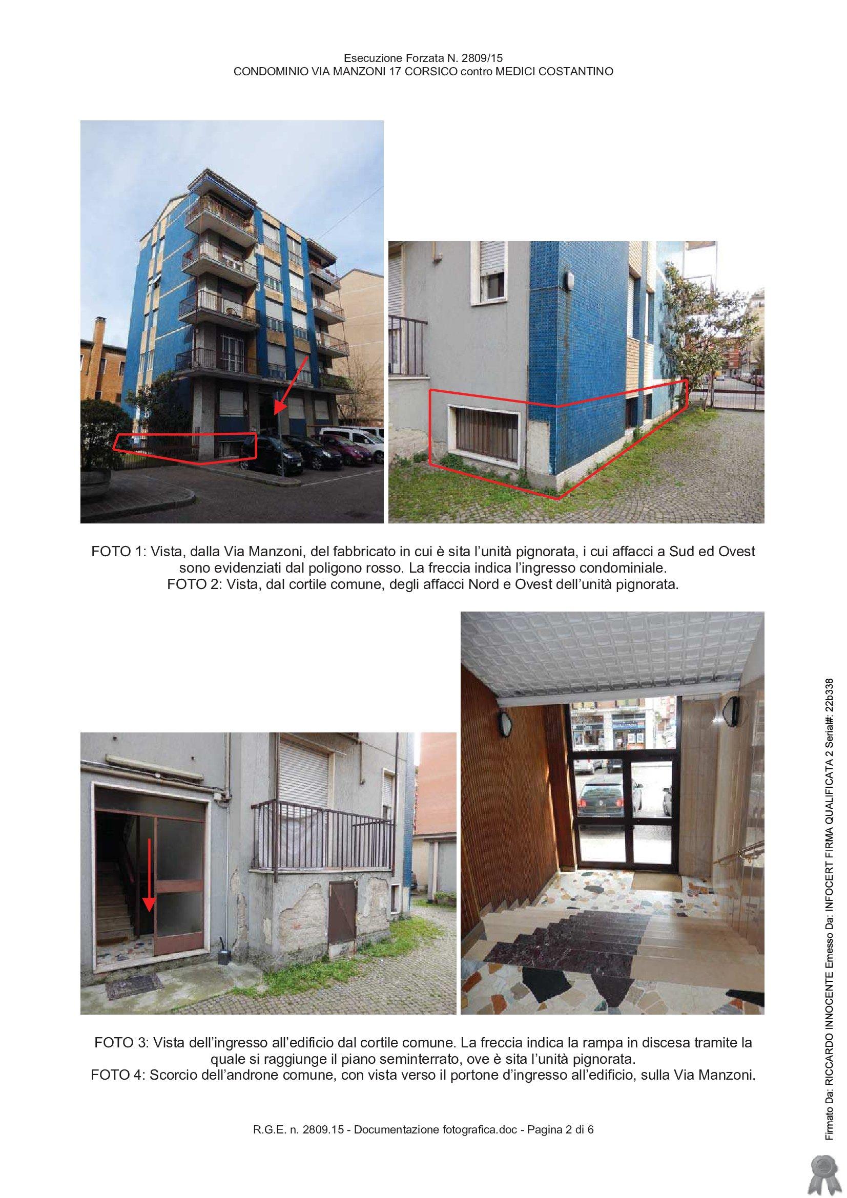 Appartamento in vendita Rif. 9828466