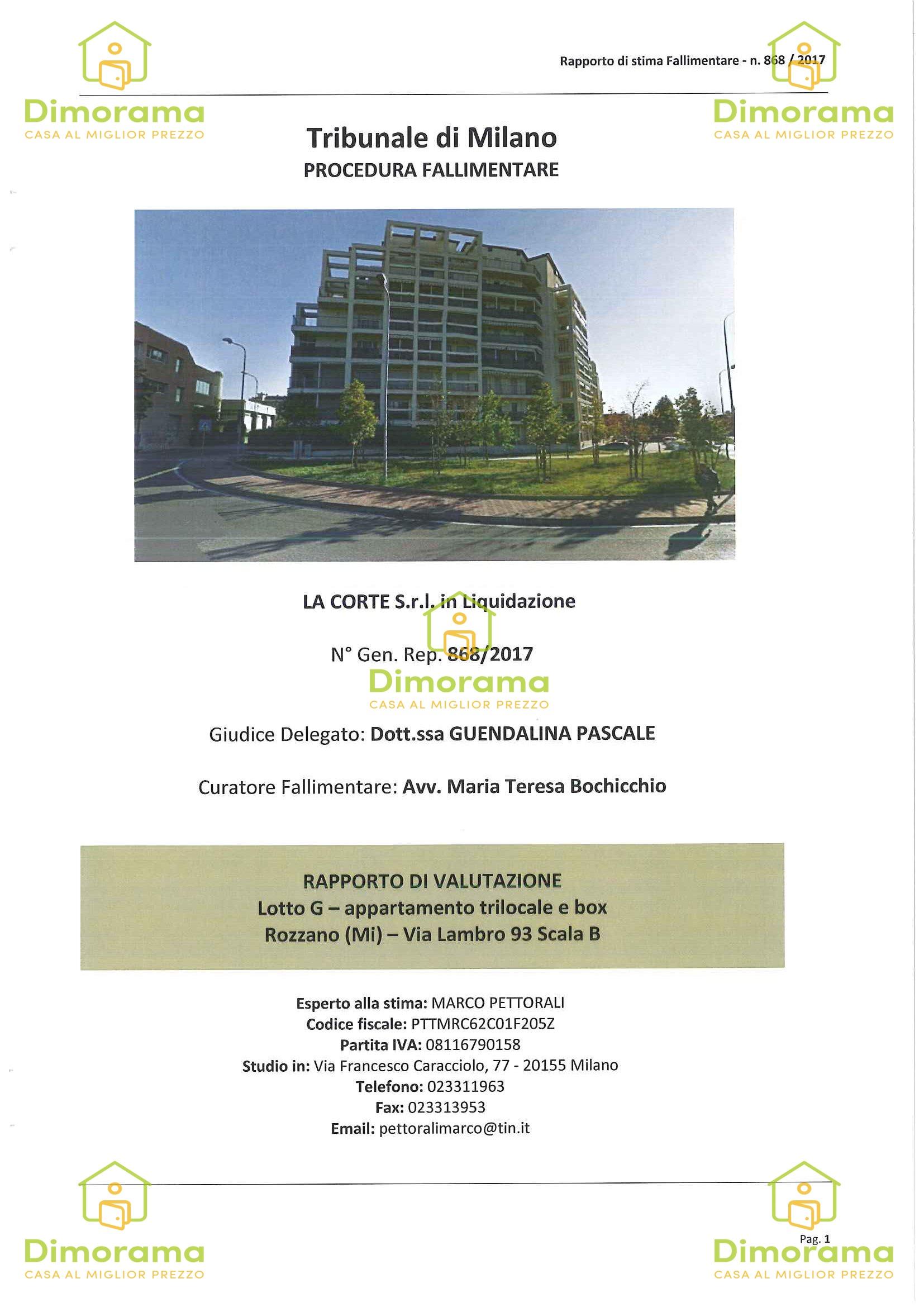 Appartamento in vendita Rif. 10411186