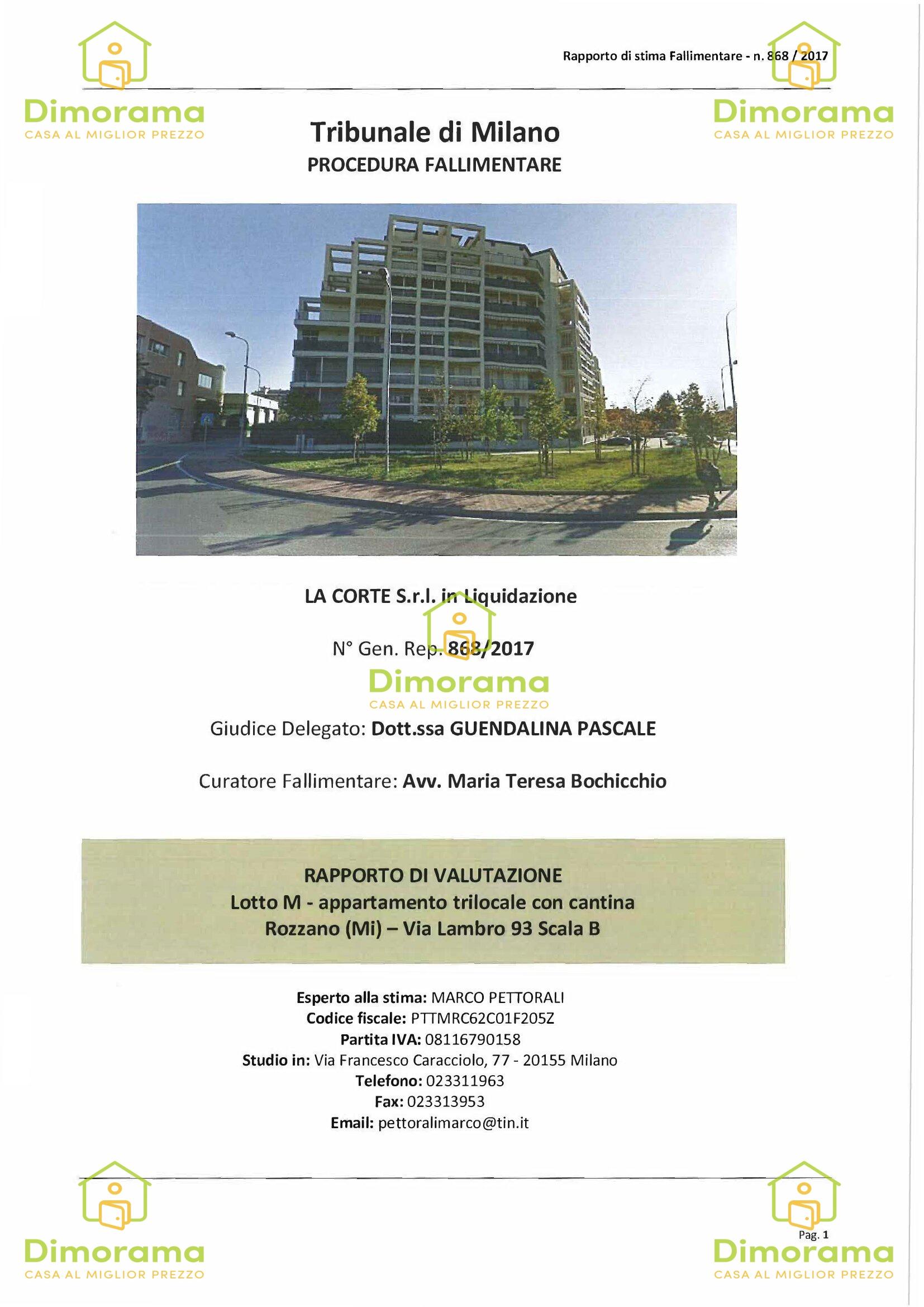 Appartamento in vendita Rif. 10411187